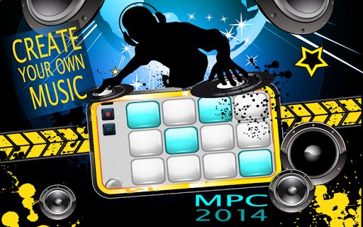 建立MPC 2014音乐