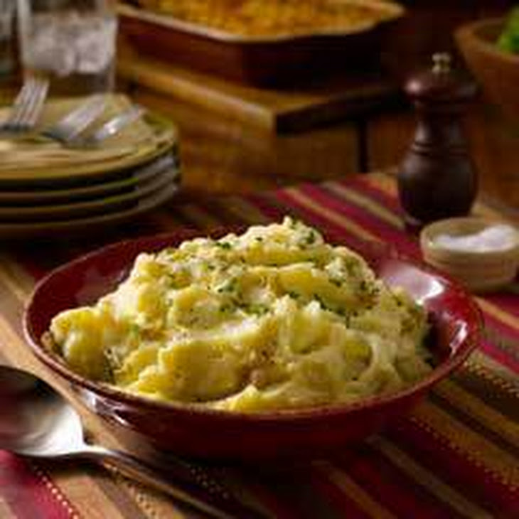 Mashed Potatoes for Racecar Fans Recipe