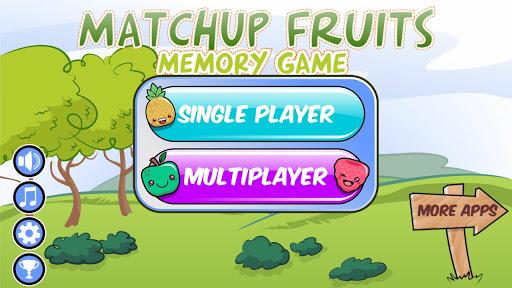 記憶遊戲 – 水果