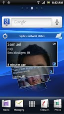 Foursquare™ Timescape™