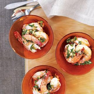 Ginger-Marinated Shrimp