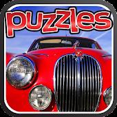 Classic Car Puzzles - 25+ Free