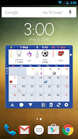 Screenshot of Blik Calendar PRO License Key