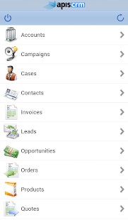 Apis CRM- screenshot thumbnail