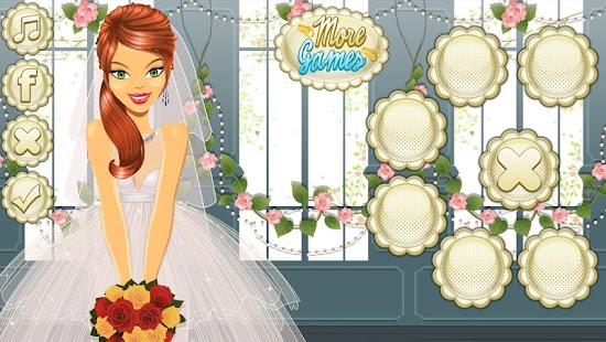 Wedding Bliss For Girls - screenshot thumbnail