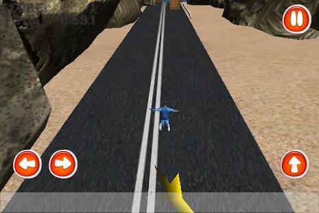 Mine Sport Runner screenshot 2