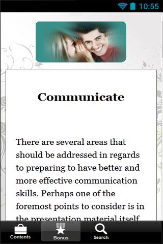 Communication Coach - FREE - screenshot