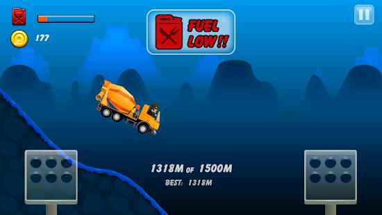 Hill Racing: mountain climb - screenshot thumbnail