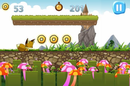 【免費休閒App】Foxy Adventures-APP點子