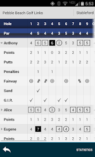 Golf GPS Rangefinder: Golf Pad- screenshot thumbnail