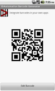 IDAutomation Barcode Generator- screenshot thumbnail
