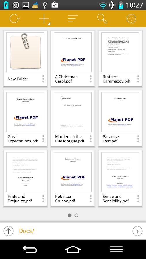 Smartreader Free- screenshot