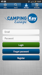 Camping Key Europe - screenshot thumbnail