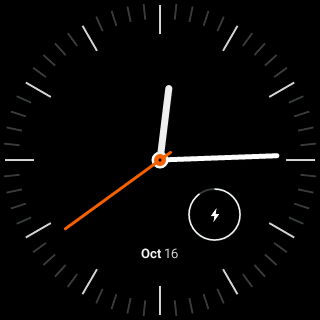 Charge Watchface for Wear