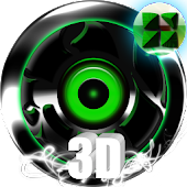Green Twister Next Theme &icon