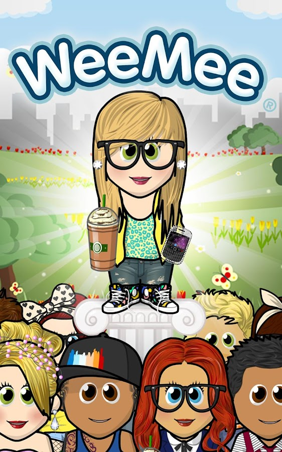 WeeMee- screenshot
