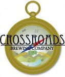 Logo of Crossroads Brewing 5th Year Anniversary Stout