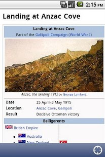 WW1Daily- screenshot thumbnail
