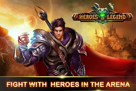 Hero of Legend: Castle defense v1.12
