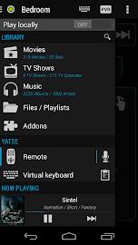 Yatse, the XBMC / Kodi Remote Screenshot 2