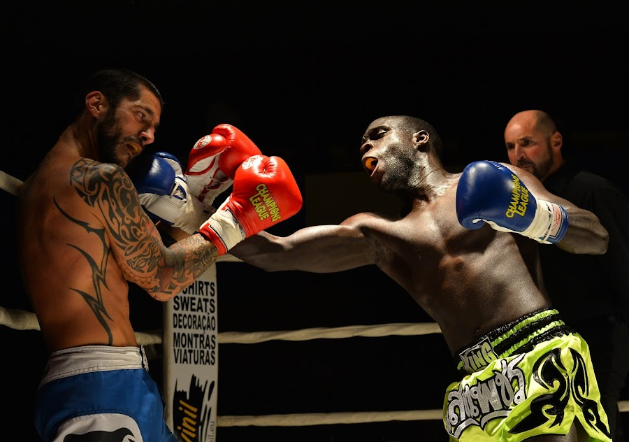 by Nuno Jorge - Sports & Fitness Boxing