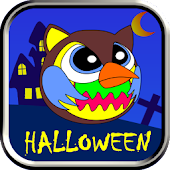 Free Download Angry Owl Halloween APK for Samsung