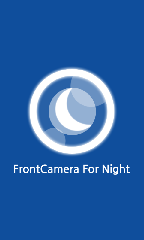 Front camera for Night - screenshot