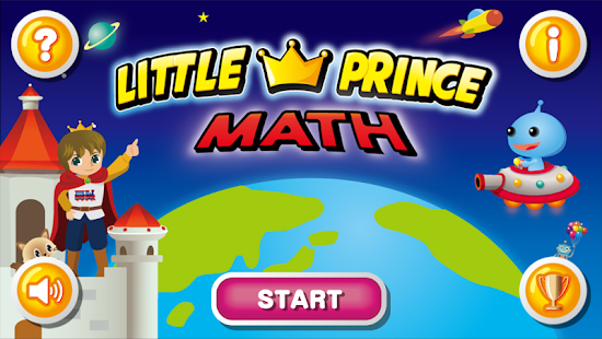 Little Prince Math