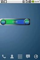 Screenshot of SLW Traffic Meter Widget