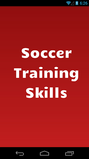 Soccer Training Skills