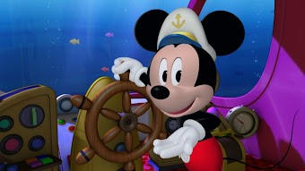 Aye, Aye Captain Mickey