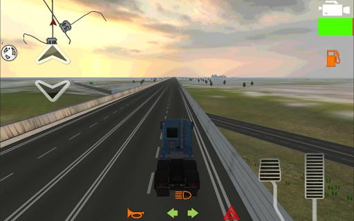Truck Driver 3D Free