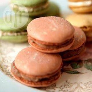 French Macaroons, Four Ways Recipe