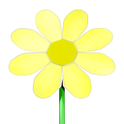 Daisy Live Wallpaper 3D icon