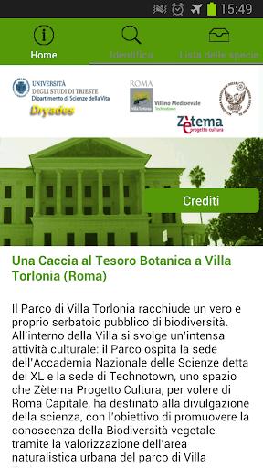 Caccia Tesoro Villa Torlonia