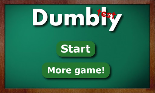 Dumbly Test