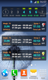 Nepal Loadshedding Schedule- screenshot thumbnail