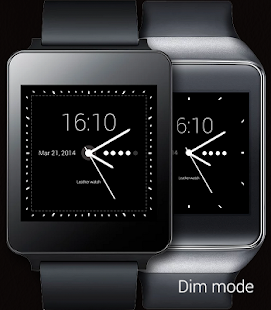 RichWatchface-TL Android Wear- screenshot thumbnail