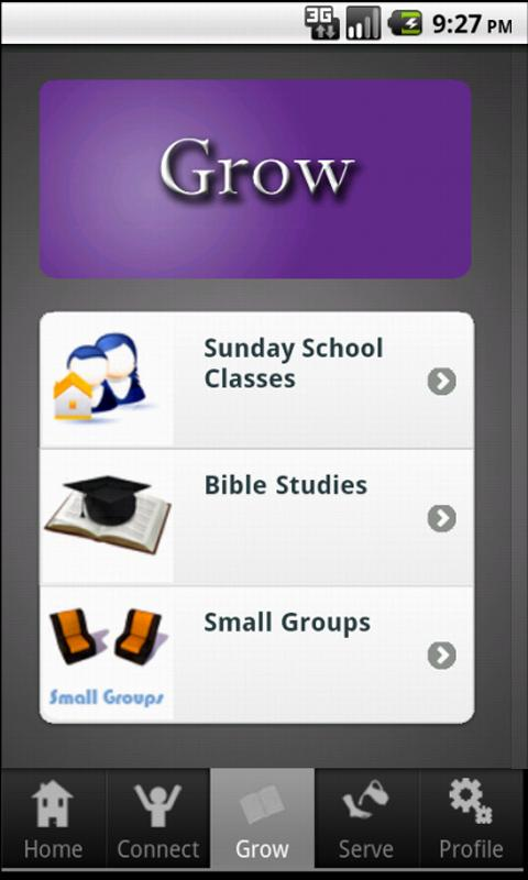 First UMC Vinita - screenshot