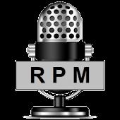 Acoustic Tachometer (RPM)