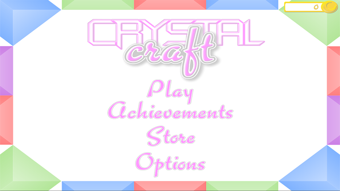 Crystal Craft - HD- screenshot