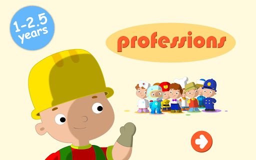 Pictures Book Professions