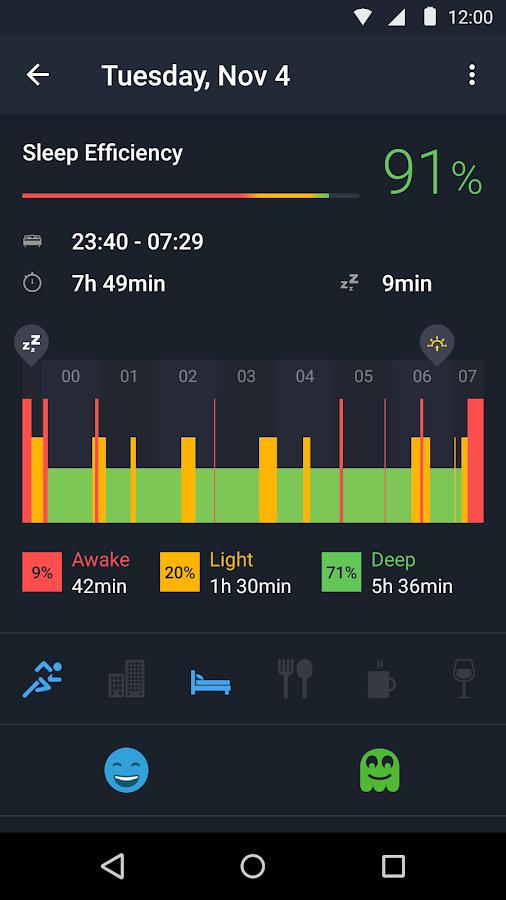 Android App to Monitor Sleep! Sleep Better!