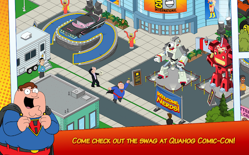 Family Guy The Quest for Stuff Screenshot 9