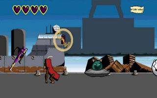 Screenshot of Thunder BANG