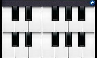 Screenshot of Classic Piano