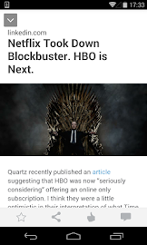 LinkedIn Pulse Screenshot 3