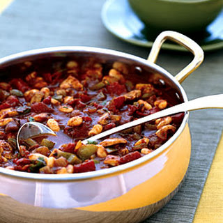 Chicken and White Bean Chili.