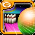 3D Flick Bowling Games logo