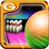 3D Flick Bowling Games